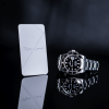 White Metal Business Card